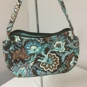 Vera Bradley Small Maggie Style Handbag